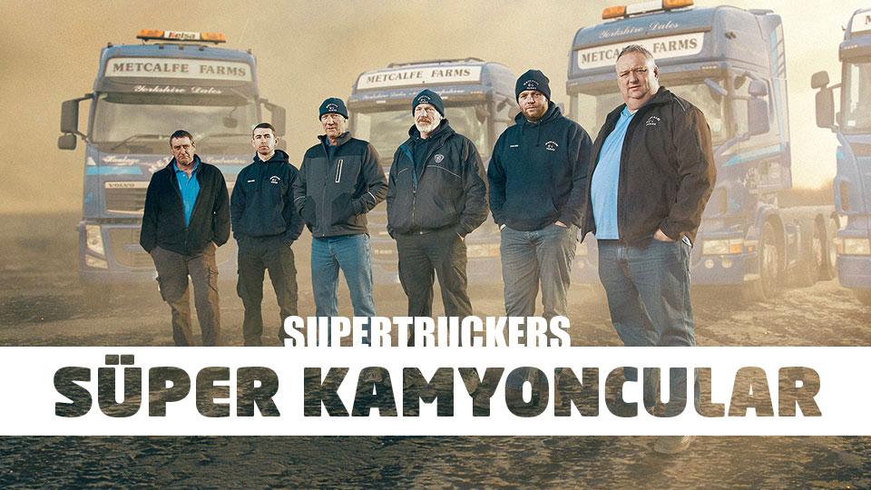 Süper Kamyoncular 13 (S03E01)